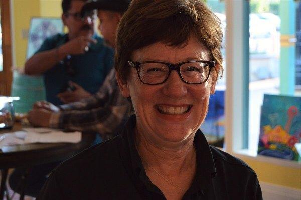Lynne Majek of Majek Vineyard and Winery