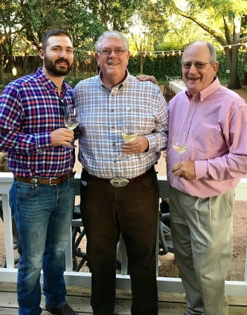 Andrew Sides, Carl Hudson, Troy Ottmers