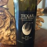 Review of Texas SouthWind Vineyard & Winery Estate Black Spanish 2014