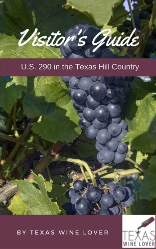 U.S. 290 in the Texas Hill Country book cover