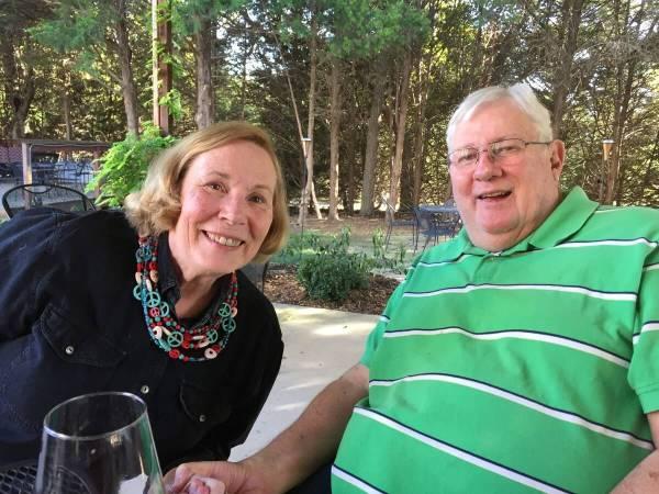 Pat and Howard Moeck