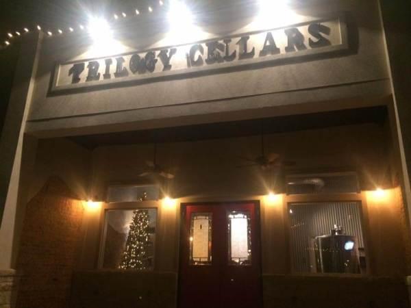 Trilogy Cellars outside