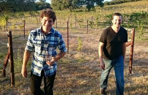 Joey Bagnasco and Marc Moberg