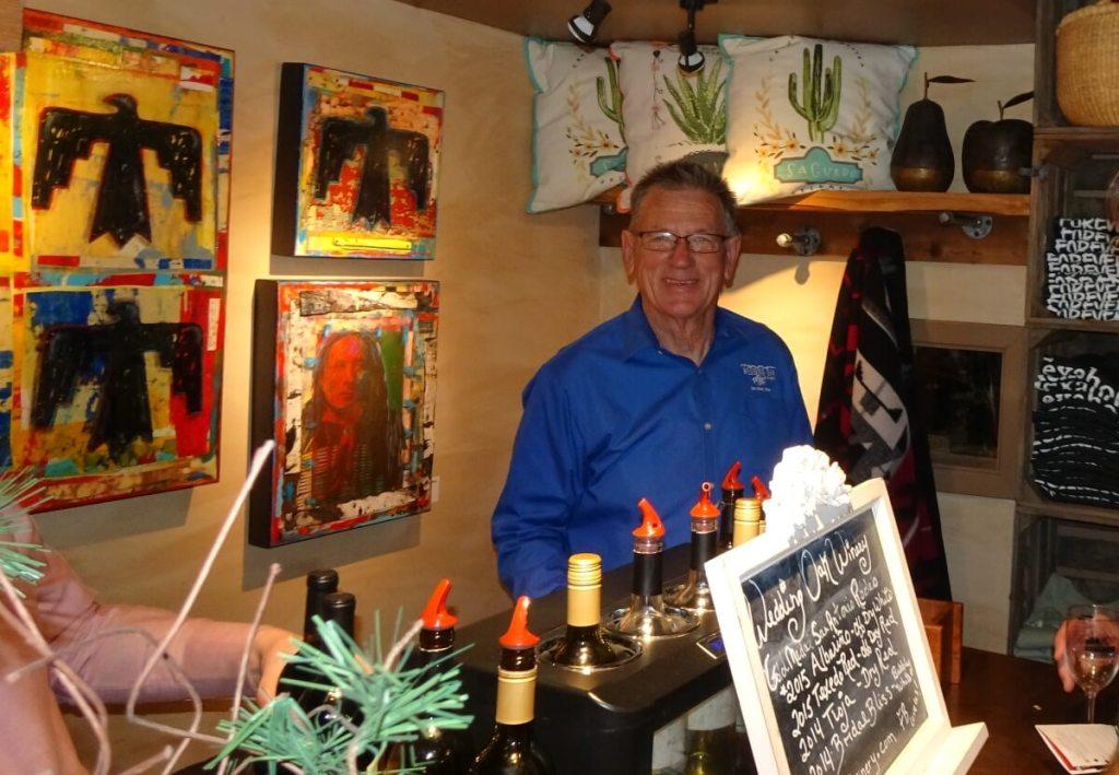 Mike McHenry - Wedding Oak Winery