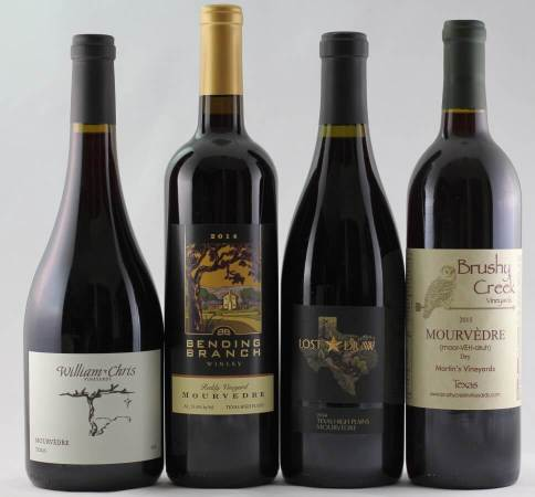 Mourvedre Wines 2
