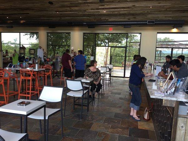 4R Ranch tasting room inside