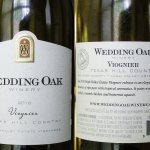 Wedding Oak Winery Viognier 2016 Wine Review