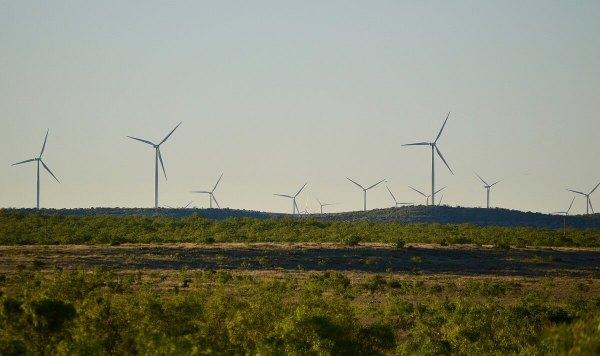 High Plains Wind turbines