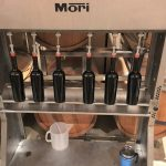 Volunteering to Bottle Wine at CALAIS Winery