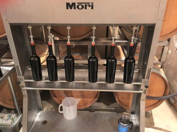 The bottle filler unit