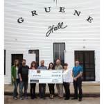 Gruene Music & Wine Fest makes Record-Breaking Donation