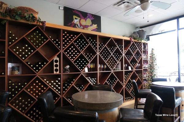 Houston Winery wines