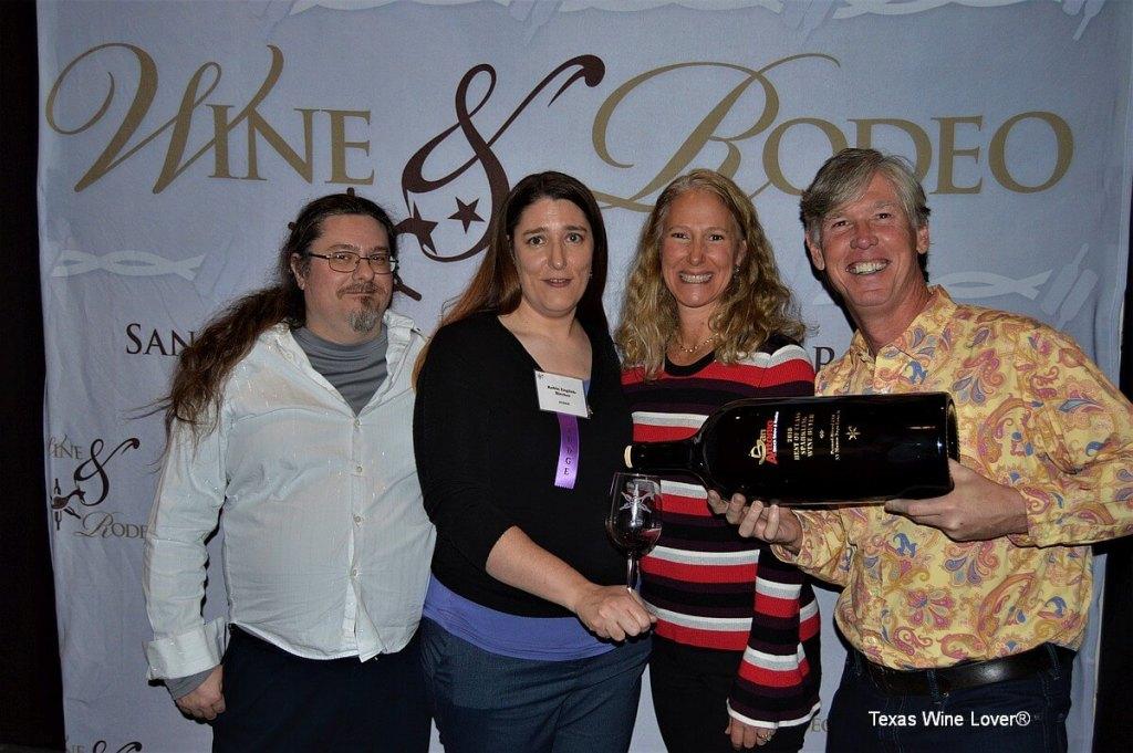 Sean Bircher, Robin English-Bircher, Mike & Denise Batek
