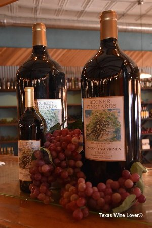 Becker Vineyards Cabernet Sauvignon