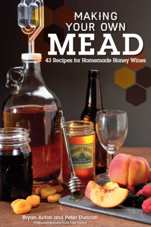 Making Your Own Mead front cover