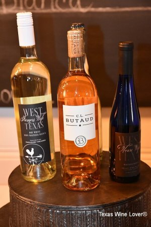 Wines at Farmhouse Vineyards