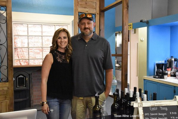 Kendra and Chase Lane - Sandfighter Wines