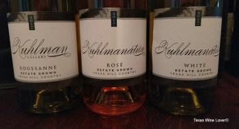 Kuhlman Cellars Estate Wines