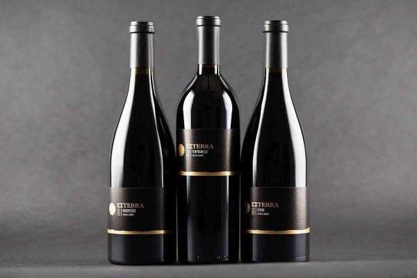 All EX TERRA bottles