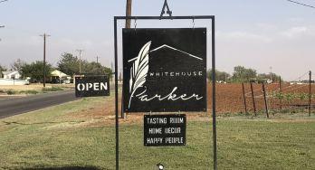 Whitehouse Parker sign