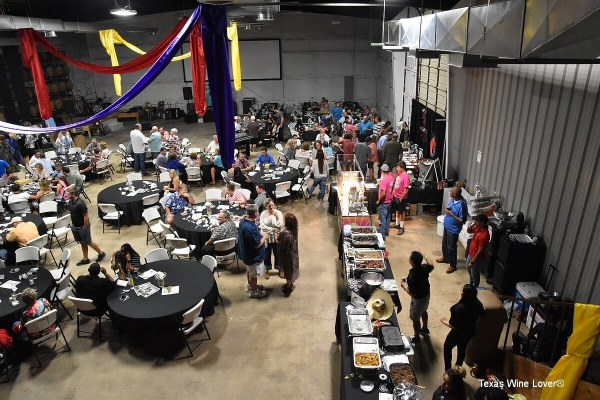Texas Red Wine Event Center