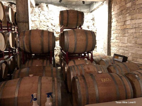 Siboney Cellars barrels