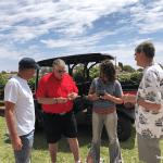 Texas High Plains Vineyards, Part Three, August 2018