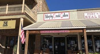 Murphy Creek Cellars outside