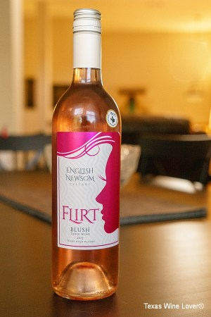 English Newsom Flirt bottle