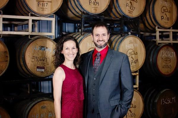 Karen and Paul Mitchell Bonarrigo
