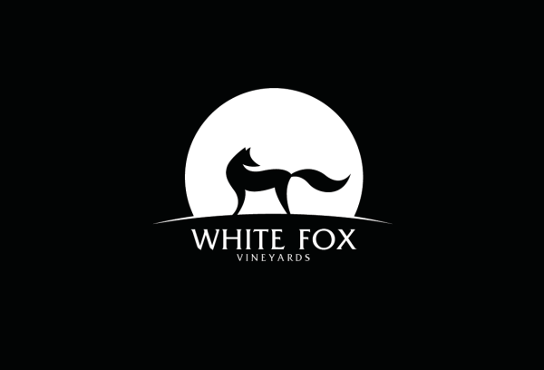 White Fox Vineyards logo