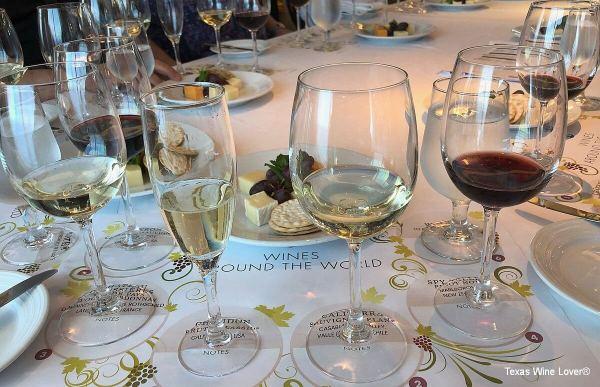 Wines around the World