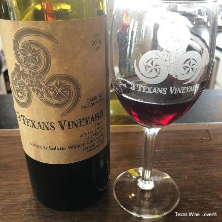 3 Texans Winery Estate Cabernet Sauvignon
