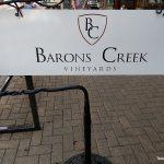 Barons Creek Wine Room