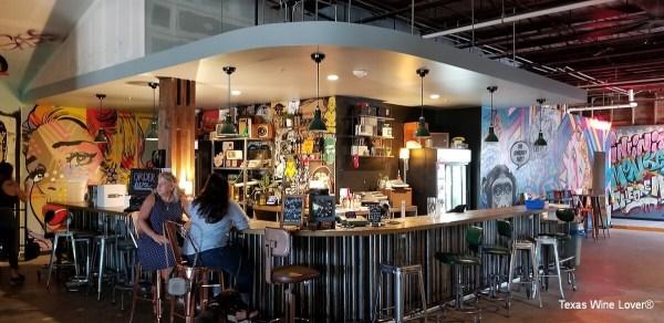 Infinite Monkey Theorem tasting bar