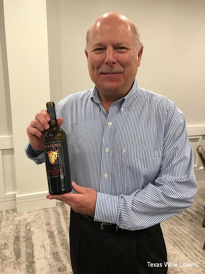 Llano Estacado Winery's Mark Hyman