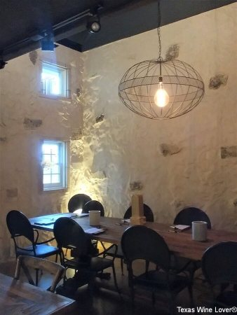 Event room and private tastings