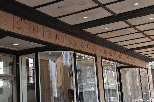 Kress building