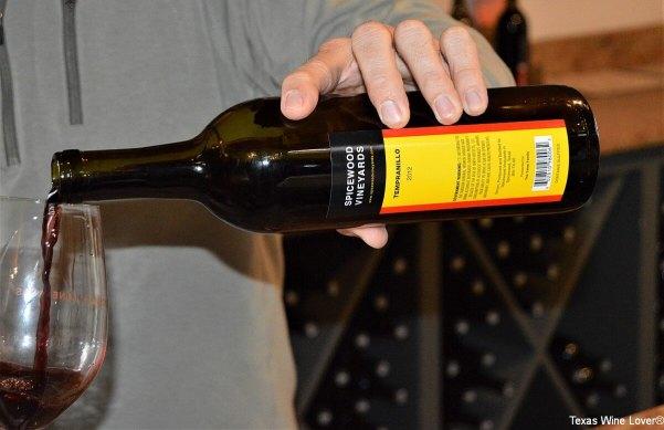 Spicewood Vineyards 2012 Tempraniilo