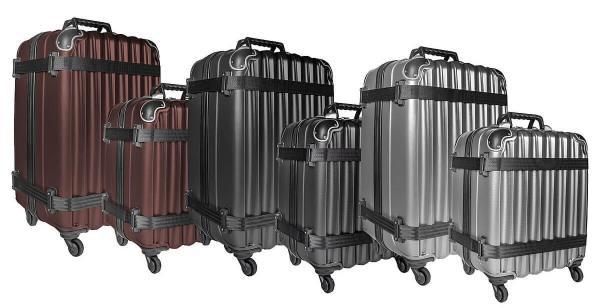 VinGardeValise suitcases