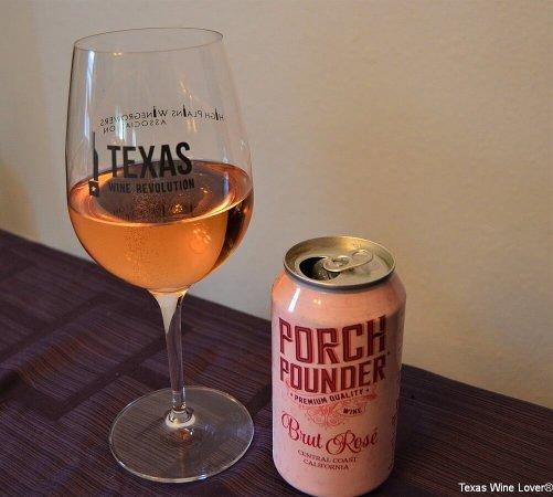 Porch Pounder Brut Rose