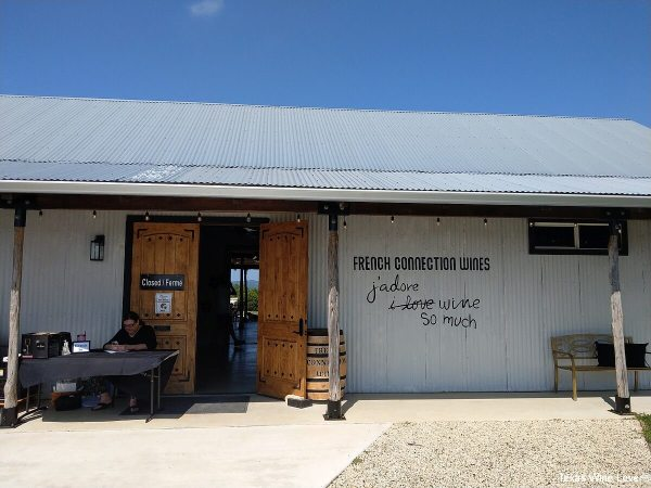 French Connection Wines checking in