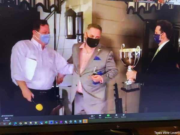 John Clutterbuck, Evan Turner wins Iron Sommelier, Sean Beck