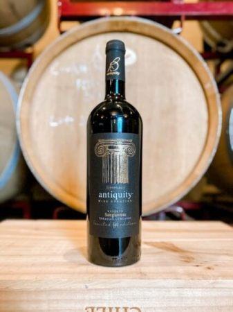 Antiquity wine