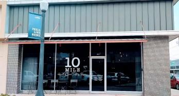 10 Mile Productions - outside