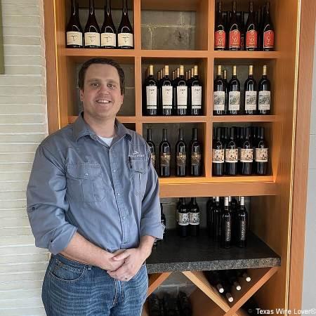 Jesse Barter of Hill & Vine