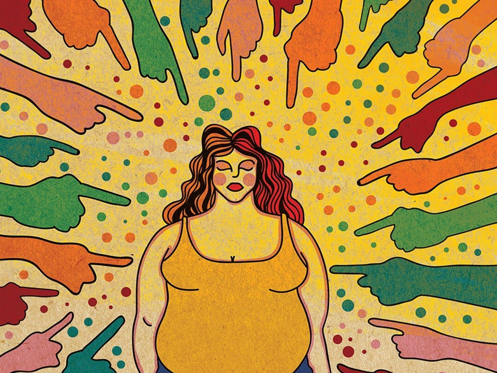 Trastornos de la conducta alimentaria:»Gordofóbicos»