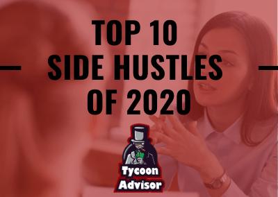 Top 10 Side Hustles of 2020