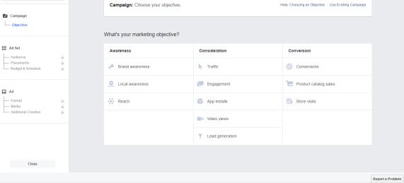 facebook marketing o