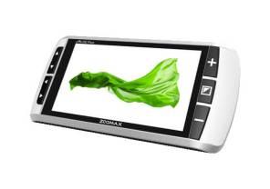 Elektronická prenosná lupa Zoomax M5 HD Plus